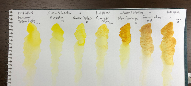 yellow-palette