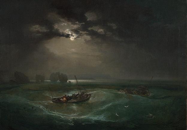 Fishermen at Sea(1796)