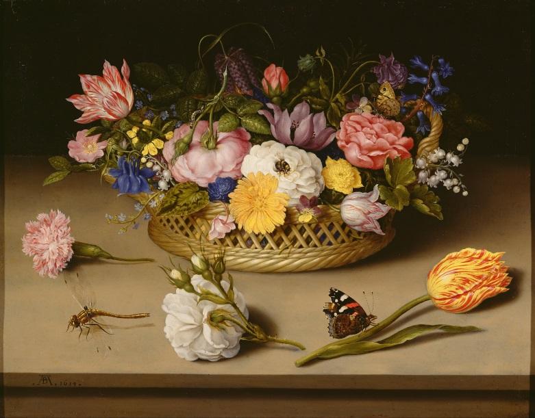 Flower Still Life (1614)