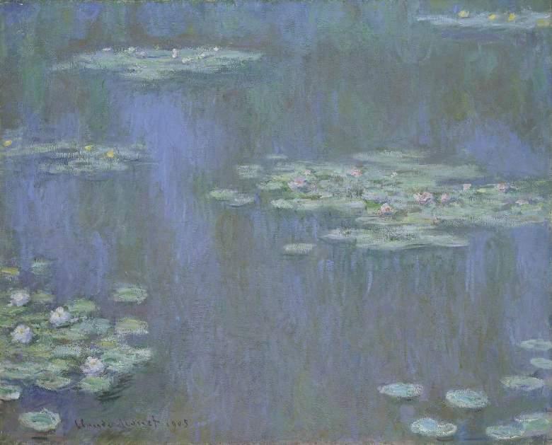 Waterlilies (1905)